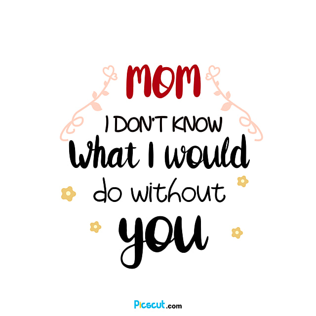 Free Mother's day svg files specifically designed for cricut and silhouette machines. Cartoon Phrase Art Font Mothers Day Svg Svg File And Png Image Free Download SVG, PNG, EPS, DXF File