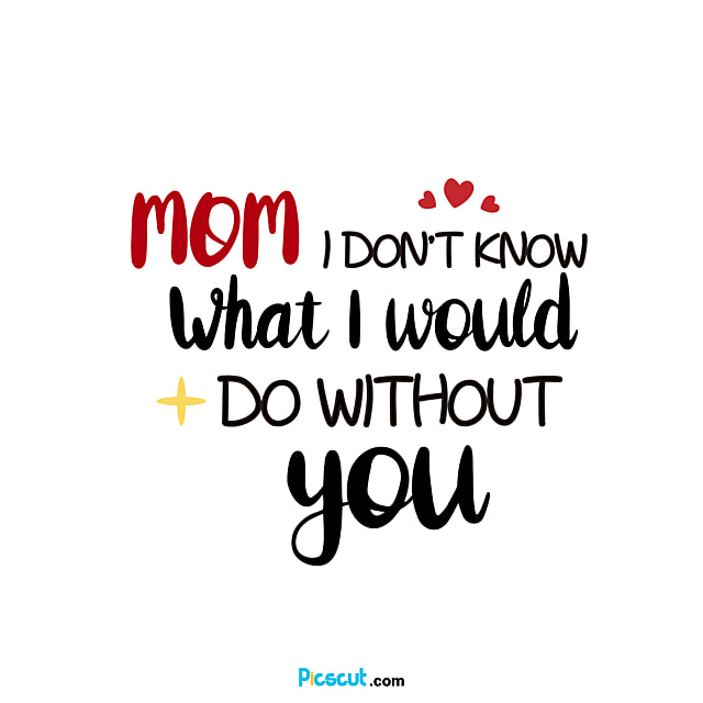 Free Available in svg, dxf, eps and png formats. Phrase Art Font Mothers Day Svg Svg File And Png Image Free Download SVG, PNG, EPS, DXF File